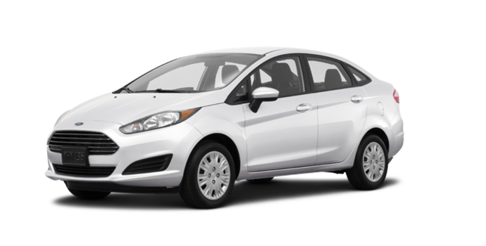 2017 Ford Fiesta Sedan S | Photo 6 | Oxford White