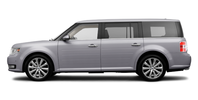 2017 Ford Flex LIMITED | Photo 4 | Ingot Silver