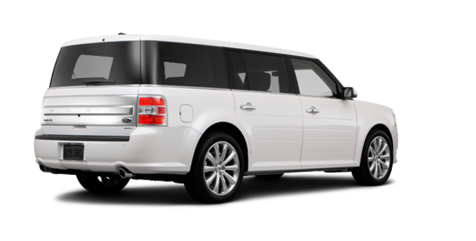 2017 Ford Flex LIMITED | Photo 5 | White Platinum