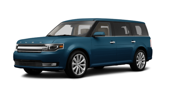 2017 Ford Flex LIMITED | Photo 6 | Blue Jeans