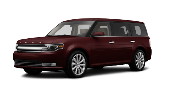 2017 Ford Flex LIMITED | Photo 6 | Burgundy Velvet