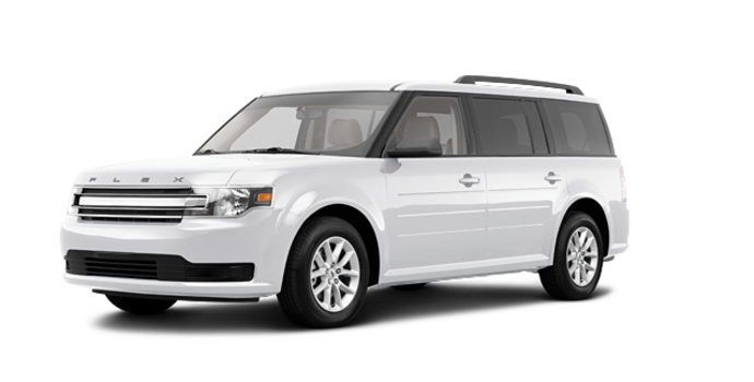 2017 Ford Flex SE | Photo 6 | Oxford White