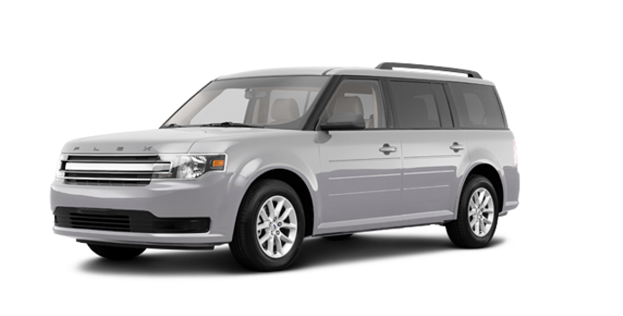 2017 Ford Flex SE | Photo 6 | Ingot Silver