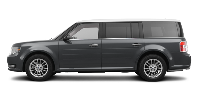 2017 Ford Flex SEL | Photo 4 | Magnetic