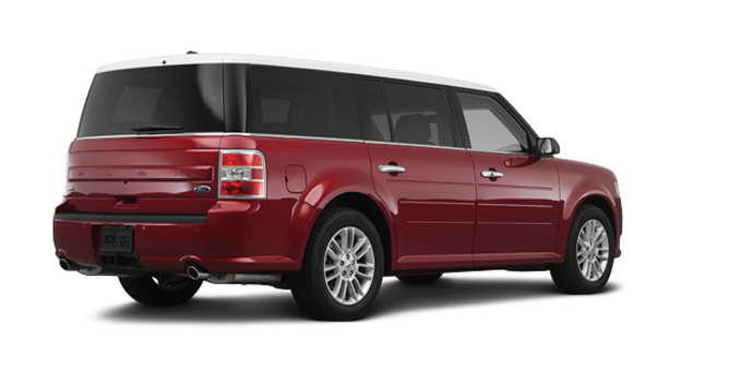 2017 Ford Flex SEL | Photo 5 | Ruby Red