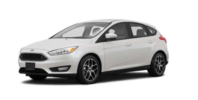 2017 Ford Focus Hatchback SE | Photo 6 | Oxford White