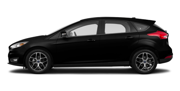 2017 Ford Focus Hatchback SEL | Photo 4 | Shadow Black
