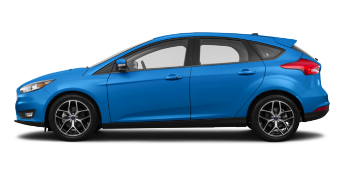 2017 Ford Focus Hatchback SEL | Photo 4 | Blue Candy
