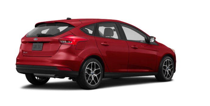 2017 Ford Focus Hatchback SEL | Photo 5 | Ruby Red