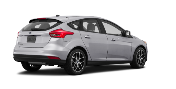 2017 Ford Focus Hatchback SEL | Photo 5 | Ingot Silver