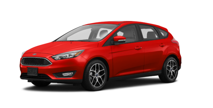 2017 Ford Focus Hatchback SEL | Photo 6 | Race Red