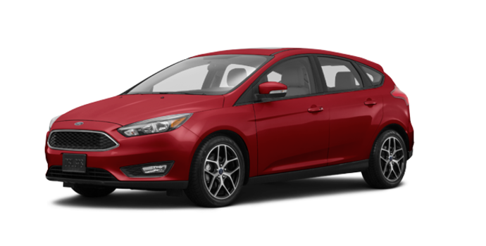 2017 Ford Focus Hatchback SEL | Photo 6 | Ruby Red
