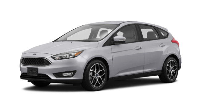 2017 Ford Focus Hatchback SEL | Photo 6 | Ingot Silver