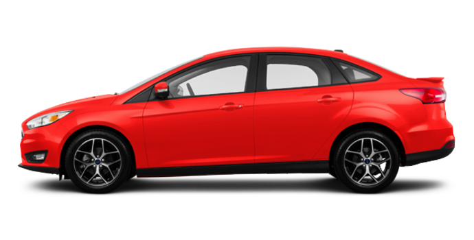 2017 Ford Focus Sedan SE | Photo 4 | Race Red