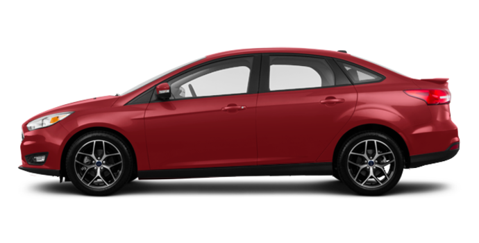 2017 Ford Focus Sedan SE | Photo 4 | Ruby Red Metallic