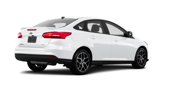 2017 Ford Focus Sedan SE | Photo 5 | Oxford White