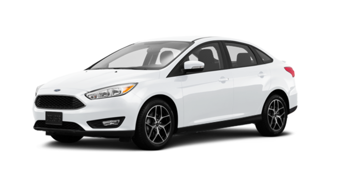 2017 Ford Focus Sedan SE | Photo 6 | Oxford White