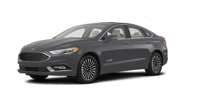 2017 Ford Fusion Hybrid PLATINUM | Photo 6 | Magnetic