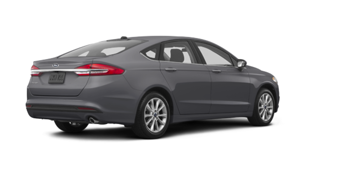 2017 Ford Fusion S | Photo 5 | Magnetic