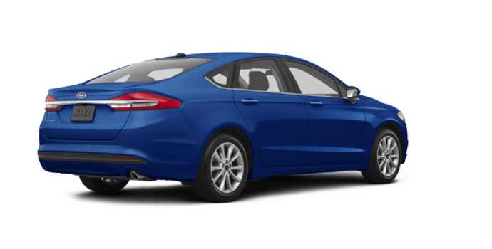 2017 Ford Fusion S | Photo 5 | Lightning Blue