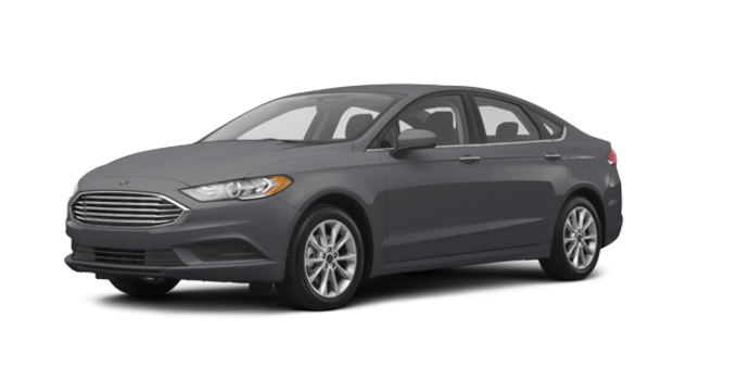 2017 Ford Fusion S | Photo 6 | Magnetic