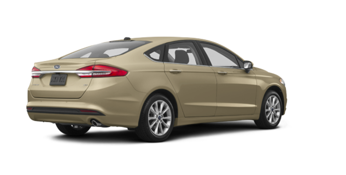 2017 Ford Fusion SE | Photo 5 | White Gold
