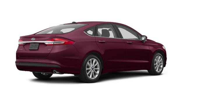 2017 Ford Fusion SE | Photo 5 | Burgandy Velvet