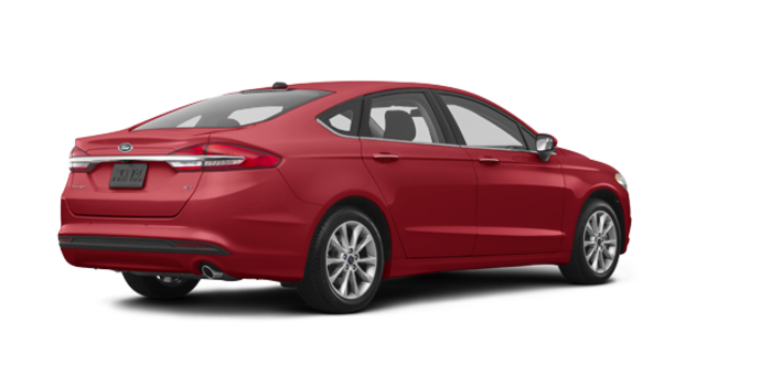 2017 Ford Fusion SE | Photo 5 | Ruby Red