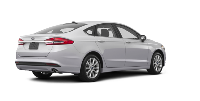 2017 Ford Fusion SE | Photo 5 | Ingot Silver