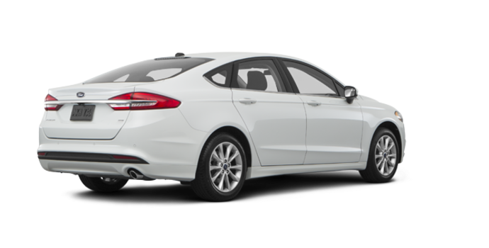 2017 Ford Fusion SE | Photo 5 | White Platinum