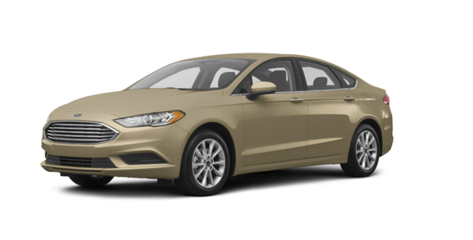 2017 Ford Fusion SE | Photo 6 | White Gold