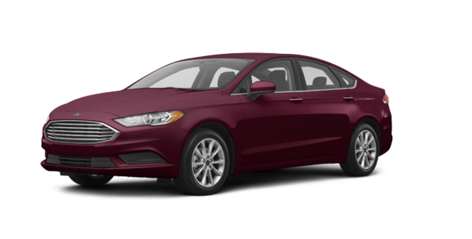 2017 Ford Fusion SE | Photo 6 | Burgandy Velvet