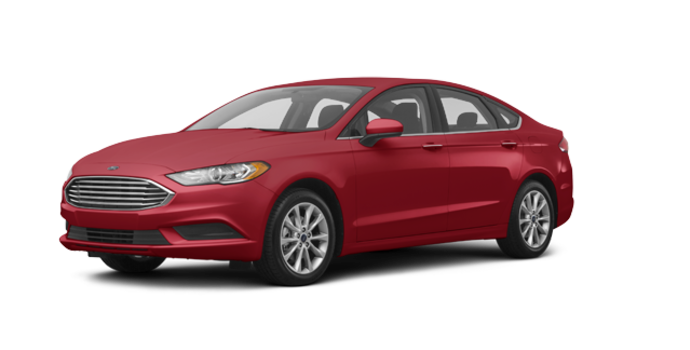 2017 Ford Fusion SE | Photo 6 | Ruby Red