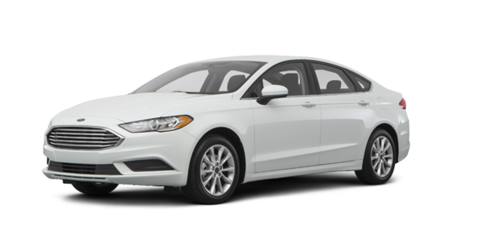 2017 Ford Fusion SE | Photo 6 | White Platinum