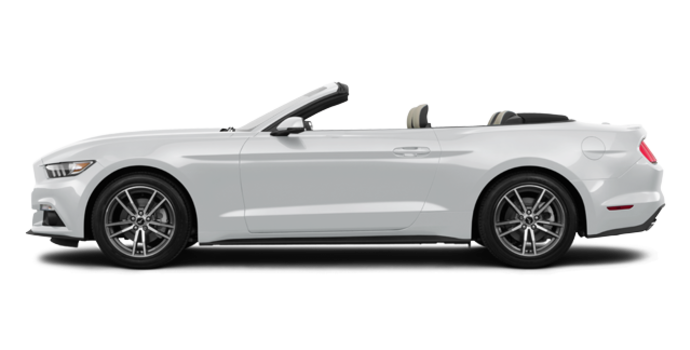 2017 Ford Mustang Convertible EcoBoost Premium | Photo 4 | White Platinum