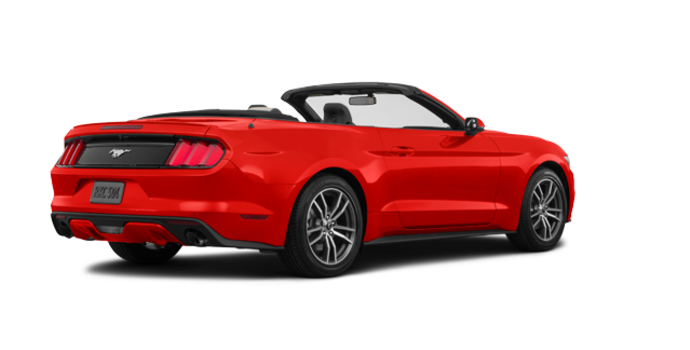 2017 Ford Mustang Convertible EcoBoost Premium | Photo 5 | Race Red