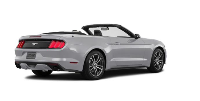 2017 Ford Mustang Convertible EcoBoost Premium | Photo 5 | Ingot Silver