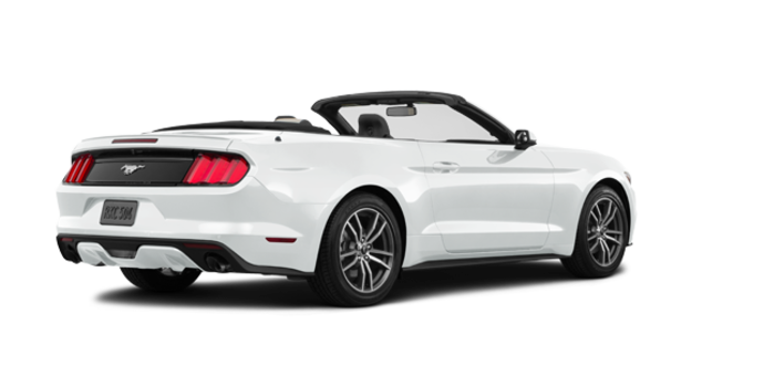 2017 Ford Mustang Convertible EcoBoost Premium | Photo 5 | Oxford White
