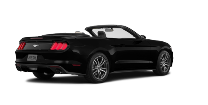2017 Ford Mustang Convertible EcoBoost Premium | Photo 5 | Shadow Black