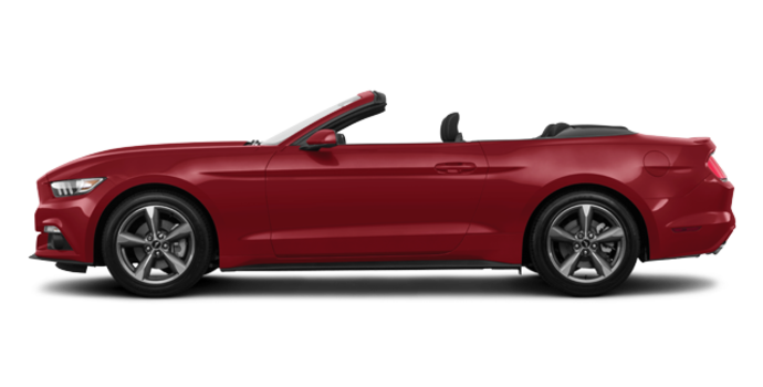 2017 Ford Mustang Convertible V6 | Photo 4 | Ruby Red