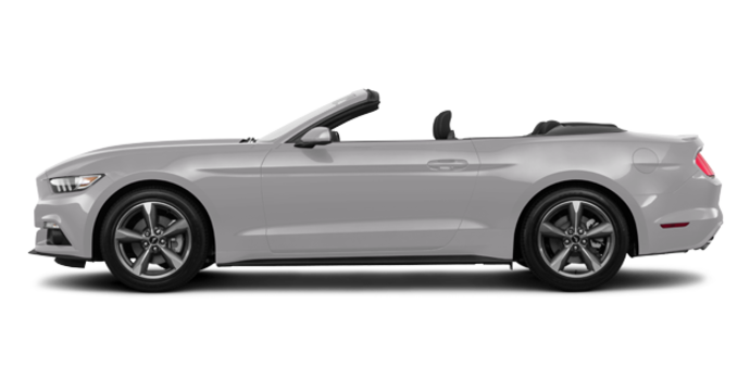 2017 Ford Mustang Convertible V6 | Photo 4 | Ingot Silver