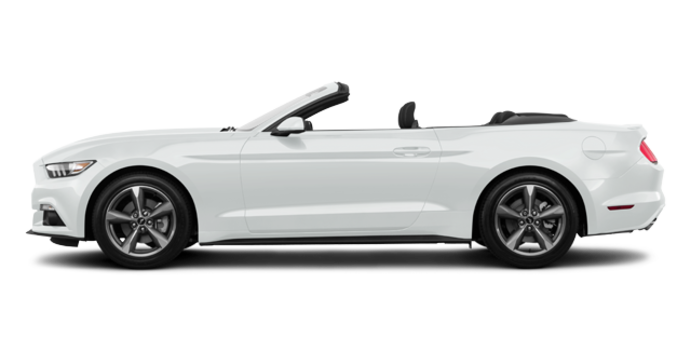 2017 Ford Mustang Convertible V6 | Photo 4 | Oxford White