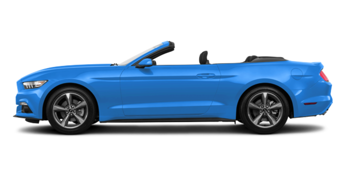 2017 Ford Mustang Convertible V6 | Photo 4 | Grabber Blue