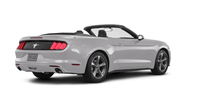 2017 Ford Mustang Convertible V6 | Photo 5 | Ingot Silver