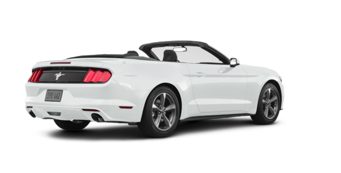 2017 Ford Mustang Convertible V6 | Photo 5 | Oxford White