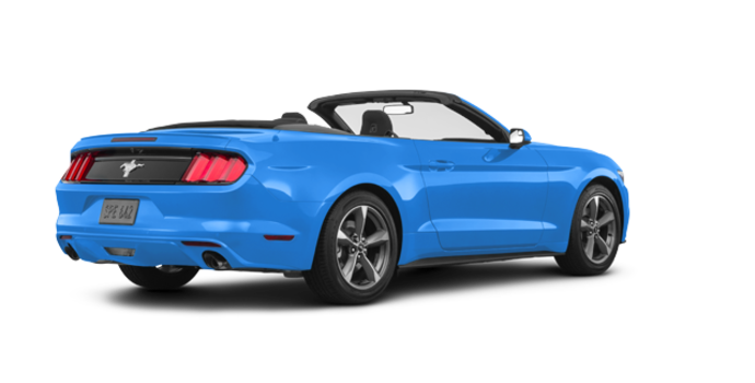 2017 Ford Mustang Convertible V6 | Photo 5 | Grabber Blue