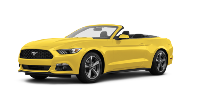 2017 Ford Mustang Convertible V6 | Photo 6 | Triple Yellow