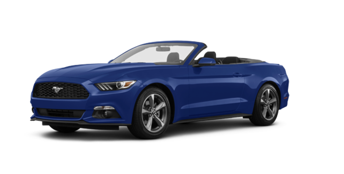 2017 Ford Mustang Convertible V6 | Photo 6 | Lightning Blue