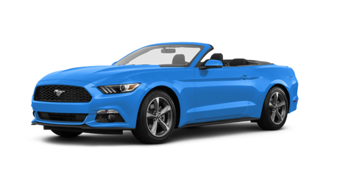 2017 Ford Mustang Convertible V6 | Photo 6 | Grabber Blue