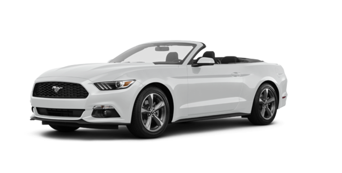 2017 Ford Mustang Convertible V6 | Photo 6 | White Platinum